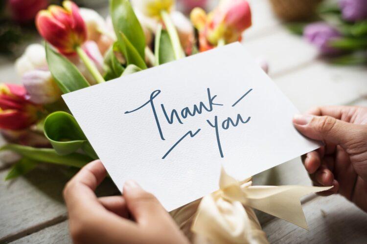 client appreciation